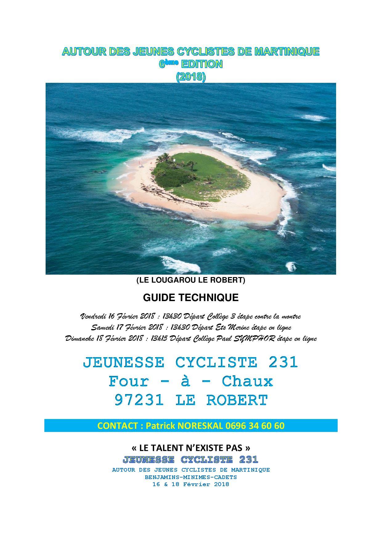 AUTOUR DES JEUNES CYCLISTES DE MARTINIQUE-page-001